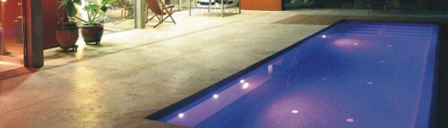 Descubra a iluminacao de piscinas e c r na sua piscina for Iluminacao na piscina e perigoso